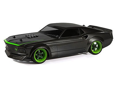 HPI RACING NITRO RS4 3 EVO+ 1969 FORD MUSTANG RTR-X