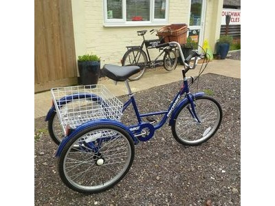 SOUTHWATER CYCLES 4 hour Tricycle hire