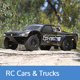 RC Cars and Trucks