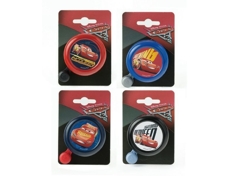 WIDEK Disney PIXAR Cars 3 Bells click to zoom image