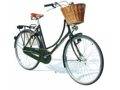 PASHLEY Princess Sovereign Bike 8 Speed 17.5in Buckingham Black  click to zoom image