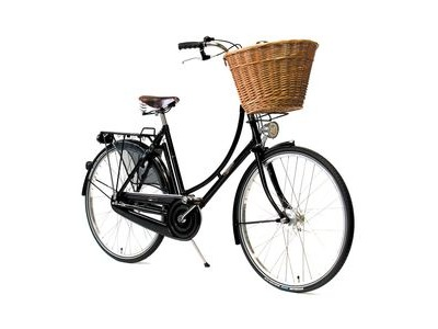 PASHLEY Princess Sovereign Bike 8 Speed 20in Buckingham Black  click to zoom image