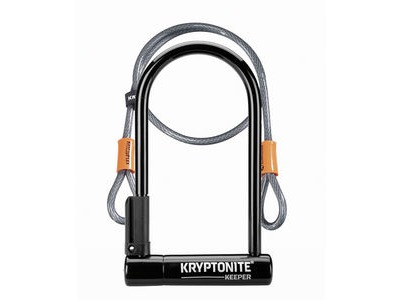 KRYPTONITE Keeper 12 Standard W/Flex Sold Secure Silver