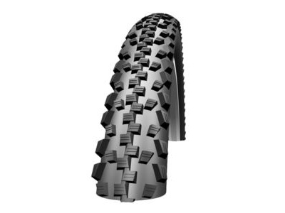 SCHWALBE Black Jack 24 x 2.10 Active Wired K-Guard SBC Black (54-507)