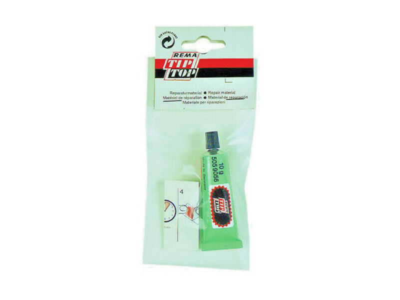 REMA TIP TOP Vulcanising solution 10 g tube click to zoom image