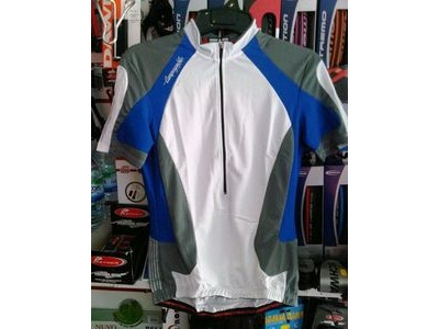 CAMPAGNOLO Raytech C528 jersey White/Lake Medium