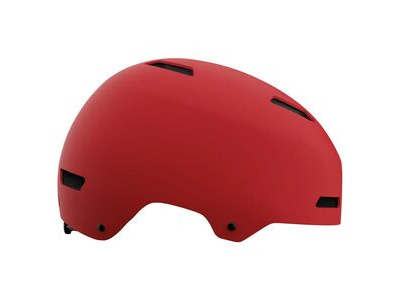 GIRO Quarter FS 51-55CM Matte Trim Red  click to zoom image