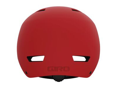 GIRO Quarter FS 55-59CM Matte Trim Red  click to zoom image