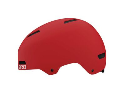 GIRO Quarter FS 59-63CM Matte Trim Red  click to zoom image