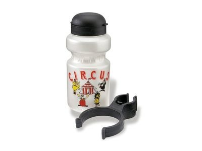 CANYON Childrens Clip on Drinks bottle  circus white click to zoom image