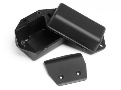 HPI RACING Battery Box/Skid Plate Set - 100323