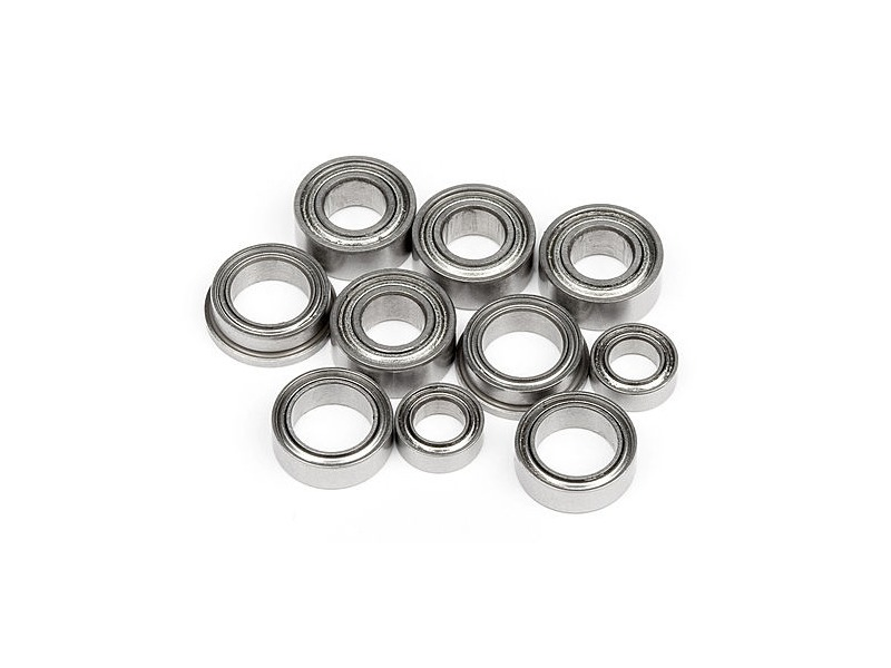 HPI RACING Ball Bearing Set (Formula Ten) - 102877 click to zoom image