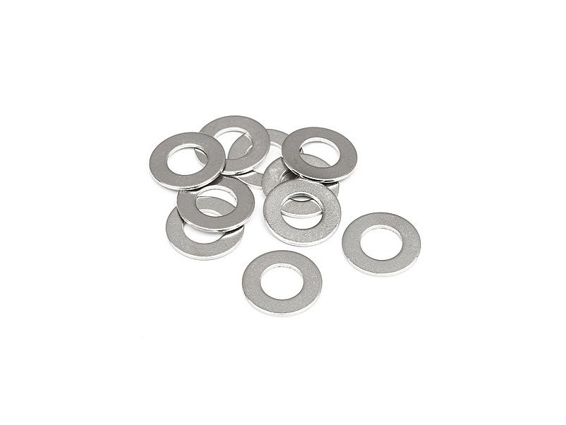 HPI RACING Washer M5 X 10 X 0.5Mm Silver - Z694 click to zoom image