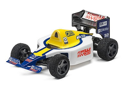 HPI RACING Formula Q32 Blue Remote Control Racing Car