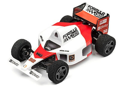 HPI RACING Formula Q32 Red Remote Control Racing Car