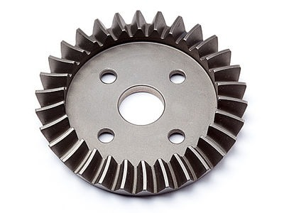 MAVERICK Spur Gear 30T (Blackout Mt) - Mv24062
