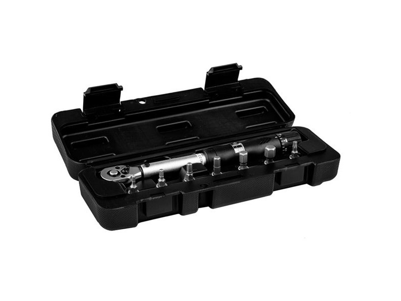 M PART 7pc Torque Wrench ideal for Bicycle Assembly (3 to 15 Nm Range) click to zoom image