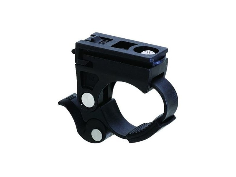 SMART LED Light Bracket Front Universal (fits Std & Oversize Bars) click to zoom image