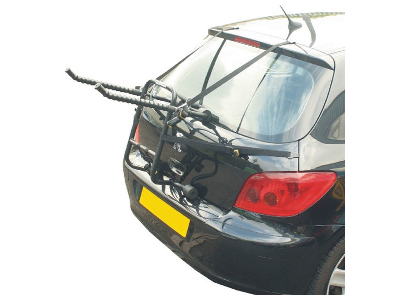 HOLLYWOOD F1 Deluxe 3 Bike Car Rack click to zoom image