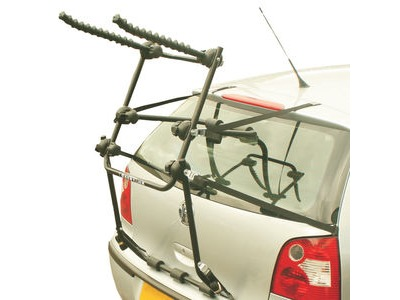 HOLLYWOOD F10 High rear Mount Three Bike cycle Carrier