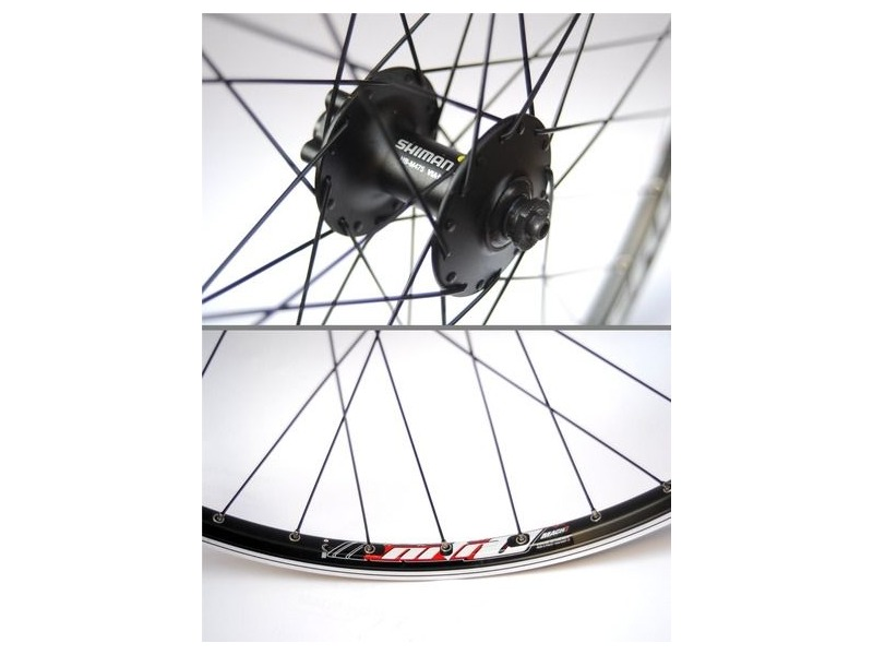 MOMENTUM WHEELS S-Track 2.10/M475 26in Disc/V-Brake front click to zoom image