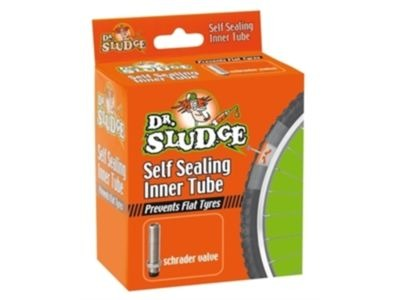 WELDTITE Dr Sludge Self Sealing Inner Tube 27.5 / 650 x 1.75/2.1  click to zoom image