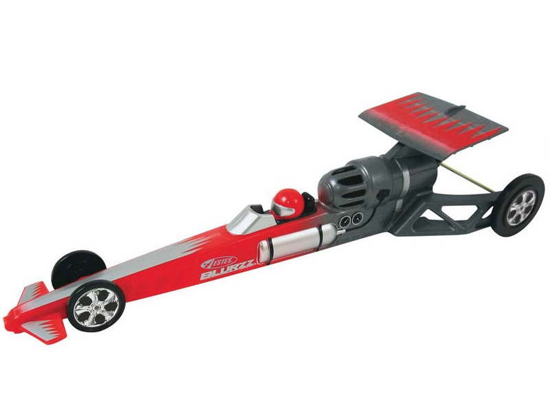 ESTES Blurzz Dragster click to zoom image