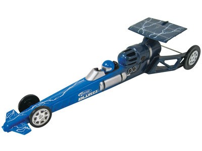 ESTES Blurzz Dragster Length (cm)	28.6 Blue  click to zoom image