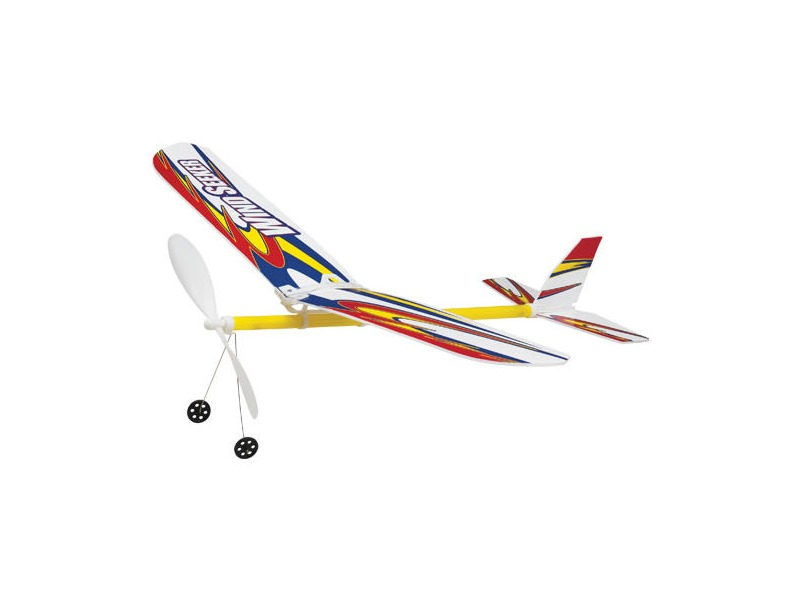 ESTES Wind Seeker Rubber Band Glider click to zoom image