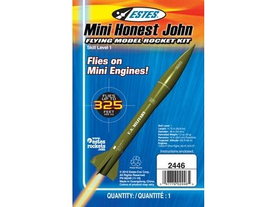 ESTES Mini Honest John - Skill Level 1