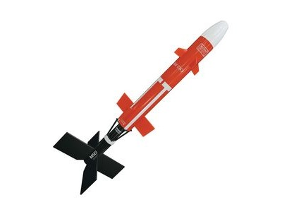 ESTES Airborne Surveilliance Missile - Skill Level 3