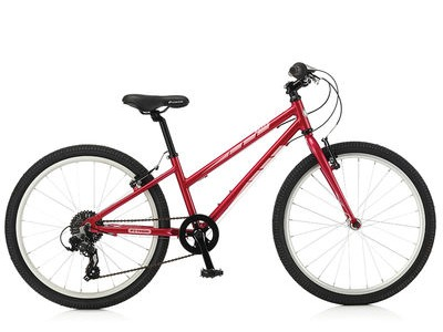 "PYTHON BIKES 24"" ELITE GIRLS Lightweight"