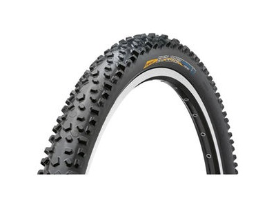CONTINENTAL Explorer 26 x 2.1 inch black tyre