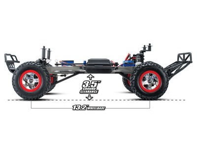 TRAXXAS Slash XL-5 1/10 2WD (TQ/8.4V/DC Chg) click to zoom image