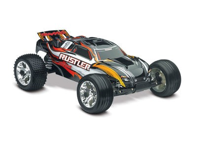 TRAXXAS Rustler XL-5 Brushed