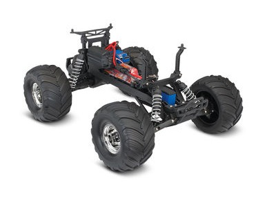 TRAXXAS Big Foot No.1 Original Monster Truck XL-5 (TQ/8.4V/DC Chg) click to zoom image