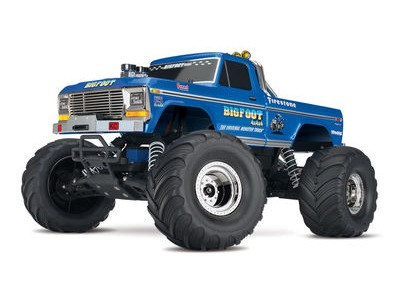 TRAXXAS Big Foot No.1 Original Monster Truck XL-5 (TQ/8.4V/DC Chg)