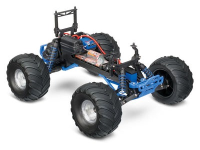 TRAXXAS Skully 1/10 Monster Truck (TQ/8.4V/DC Chg) click to zoom image