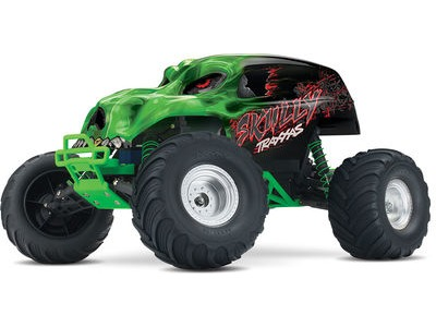 TRAXXAS Skully 1/10 Monster Truck (TQ/8.4V/DC Chg)