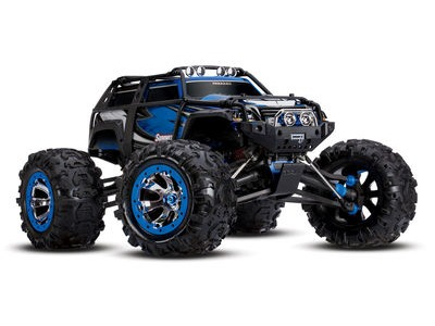 TRAXXAS Summit EVX-2 (TQi/No Batt or Chg) 1/10 scale Blue  click to zoom image