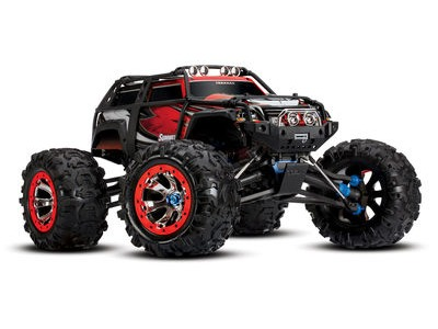 TRAXXAS Summit EVX-2 (TQi/No Batt or Chg) 1/10 scale Black  click to zoom image