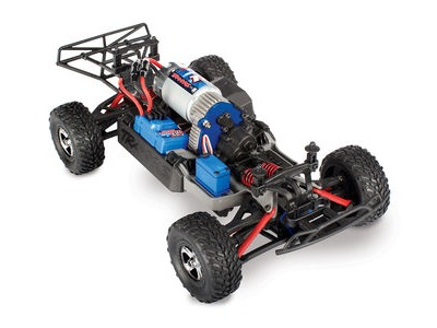TRAXXAS 1/16 Slash XL2.5 4WD (TQ/7.2V/DC Chg) click to zoom image