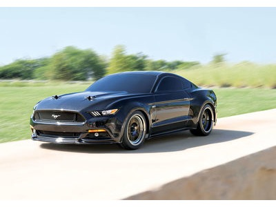 TRAXXAS Ford Mustang GT, 4-Tec 2.0 AWD (TQ/ No Batt or Chger) click to zoom image