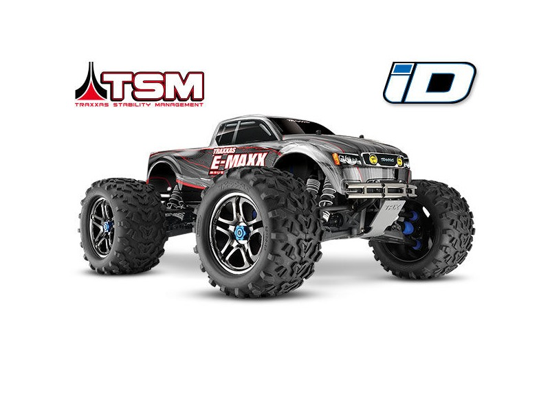 TRAXXAS E-Maxx Brushless MXL-6S TSM (TQi/No Batt or Chg) click to zoom image
