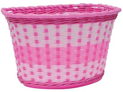 OXFORD PRODUCTS Junior Woven Pink Basket