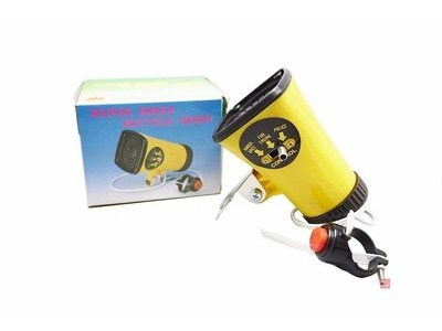 PREMIER Super Siren Bicycle Horn Electric 3 Tone
