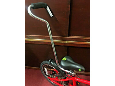 PREMIER Balance Bar Handle Push Rod Q/R (Fits on the seat post) for Children Bikes