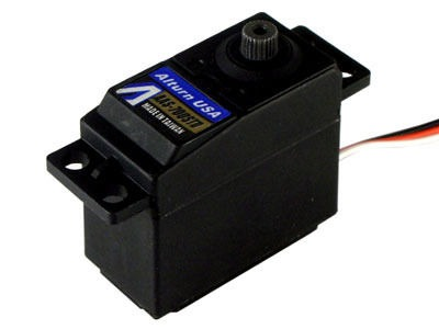 ALTURN USA AAS-700STD Servo BB waterproof 41x20x6mm 3.6/4.7Kg 0.14/0.12s 37g