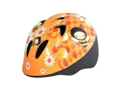 ALPHA PLUS Honeybee Junior Helmet Size Option