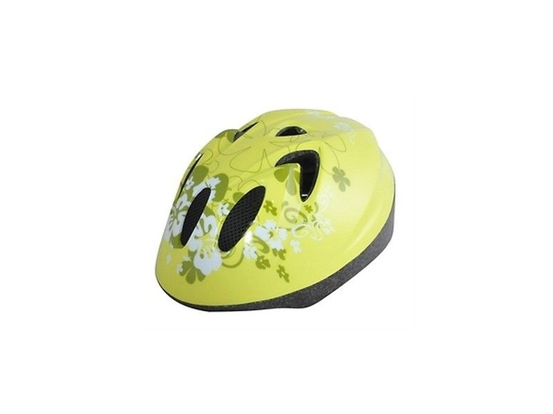 ALPHA PLUS Junior Helmet Sweet Pea 52-56cm Dial Fit click to zoom image